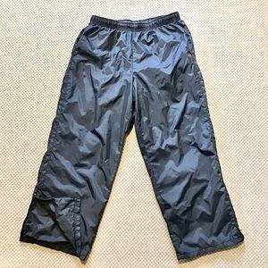 NIKE | Nylon Lined Splash Track Pants 36x29